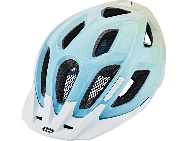 ABUS Aduro 2.0 Helmet blue art
